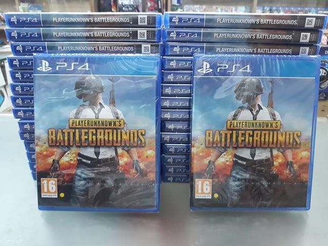 Pubg Playerunknown S Battlegrounds Ps4 Playerunknown S