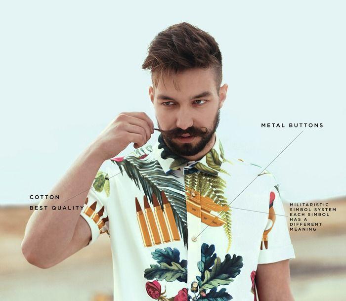 DEGENERATES: Handmade menswear by Augustinas Paukštė — Kickstarter