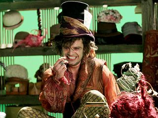the Mad Hatter. Once Upon a Time. An amazing show =]