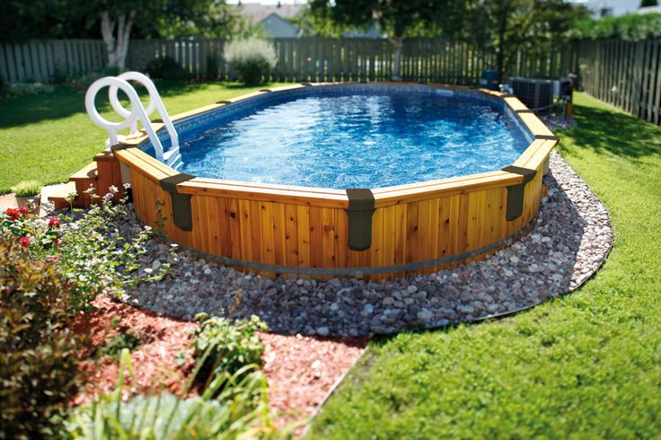 Piscine semi creus e tr vi piscine hors sol pinterest for Trevi pools