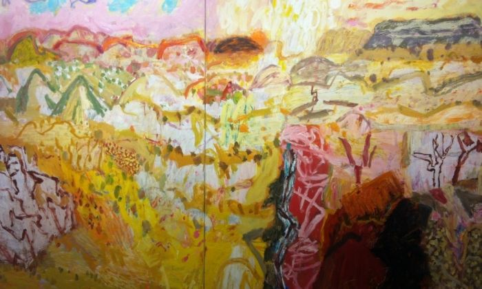 elisabeth cummings, sunrise, the kimberly, 2012