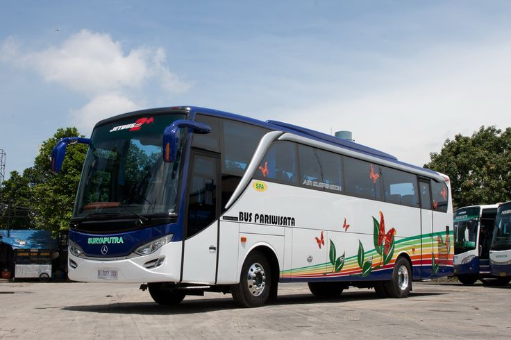 Bus Pariwisata Terlaris, Ternyaman, dan TerUpdate. Bus Pariwisata Suryaputra.