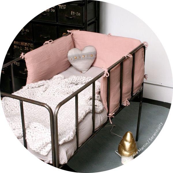 tour de lit bébé .:serendipity.fr:.
