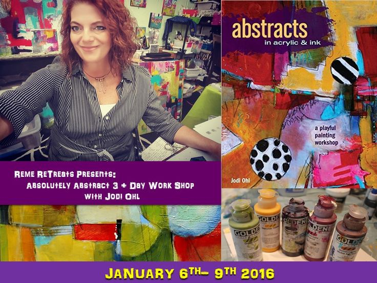 Join us for this fun filled 3 + Day Workshop PLUS Book Signing Event!