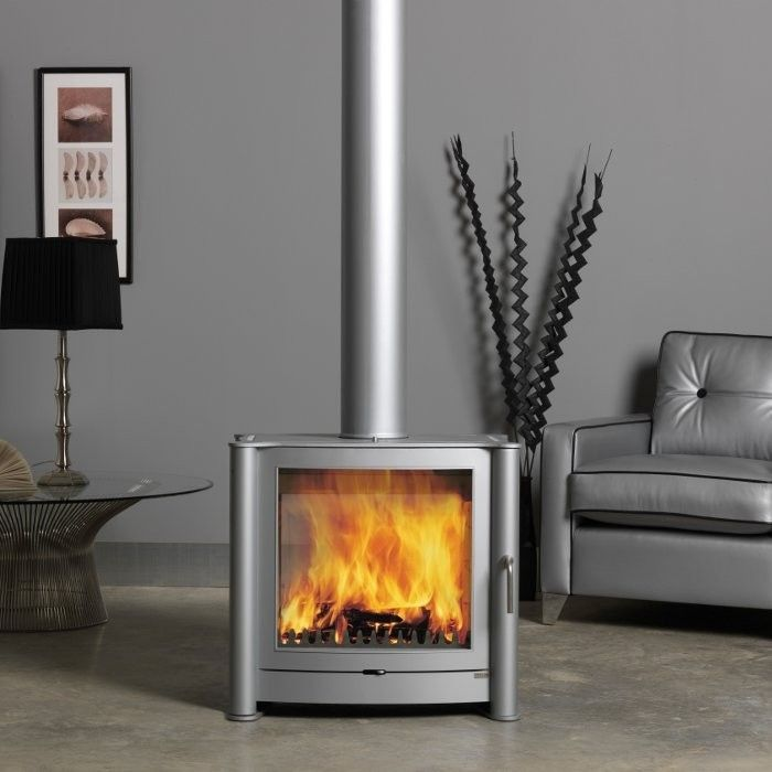 Firebelly FB2 Double Sided Woodburning Stove - All Stoves - Stoves Are Us