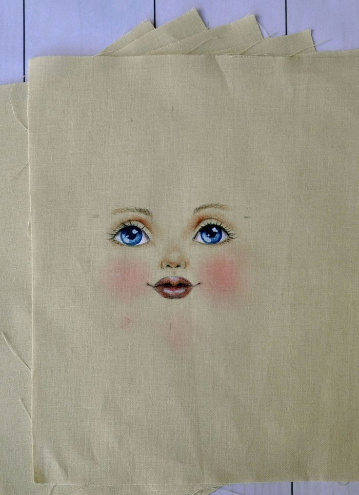 Set for doll body the body of the doll made of cloth by NilaDolss