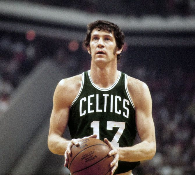 Which former #Pacers guard wears #17 in honor of John Havlicek? From #1 #NBA QUIZ App www.nbabasketballquizgame.com