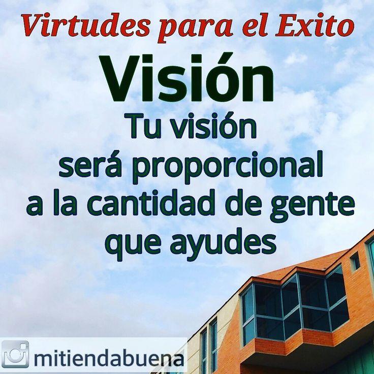 Los grandes visionarios son los que llevan a su tribu a un mejor futuro.  #vision #liderazgo #futuro #tribu