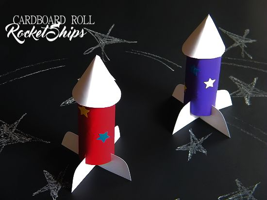 Best 25+ Rocket Ship Craft Ideas On Pinterest