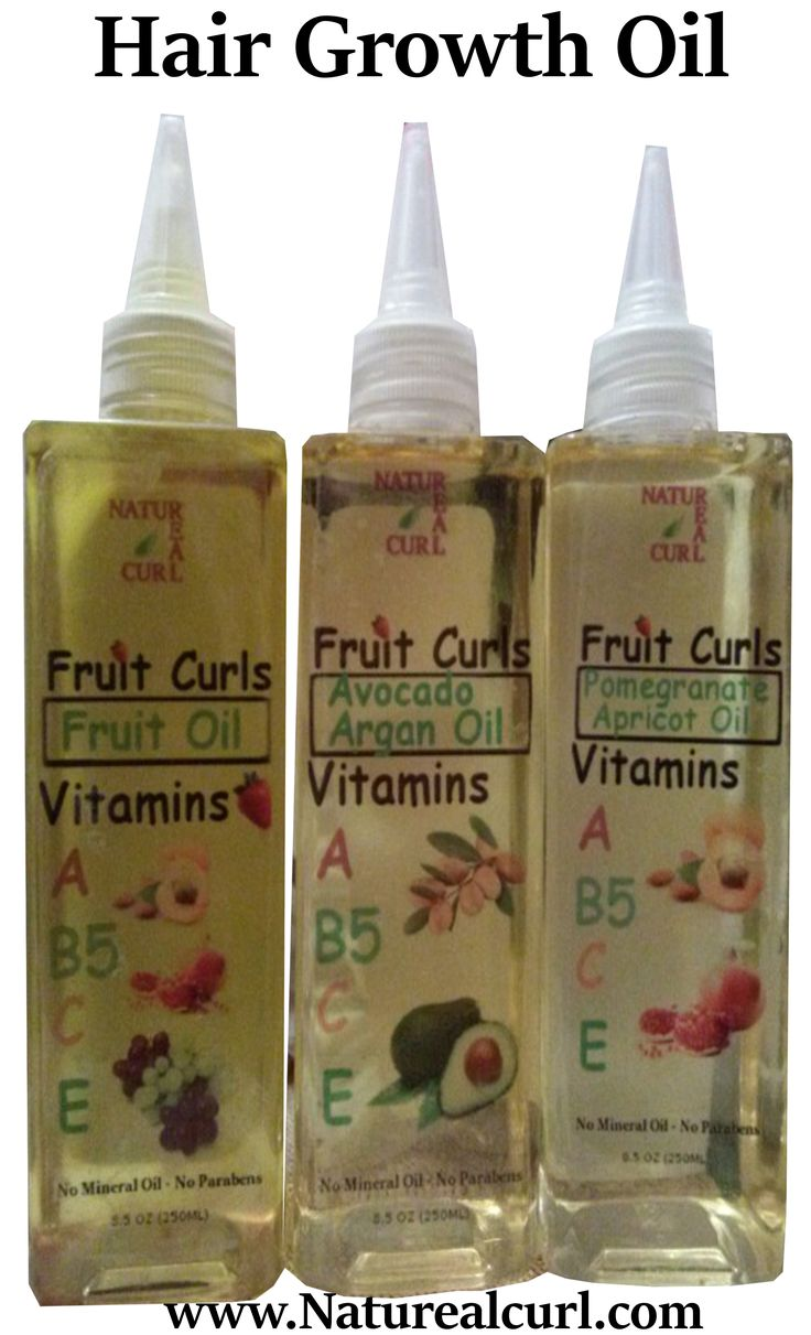 Fruit Infused Hair Growth Oil Avocado oil ,Argan Oil , Pomegranate, Apricot kernel oil, Grapeseed oil , almond oil ,meadow foam seed oil , sunflower oil. No mineral oil No silicone No parabens 100% Certified Organic Oils