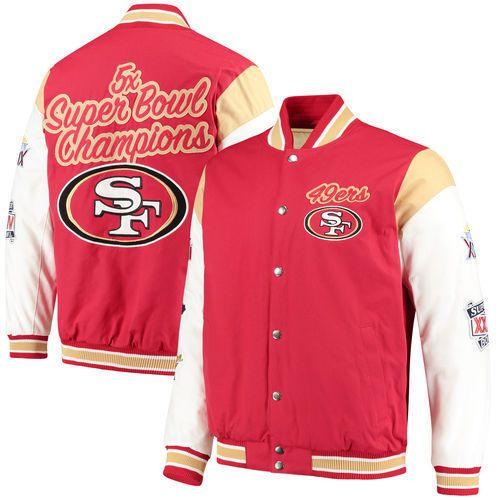 G-III Sports by Carl Banks San Francisco 49ers Jacket - NFL   Sports Mem, Cards & Fan Shop, Fan Apparel & Souvenirs, Football-NFL   eBay!