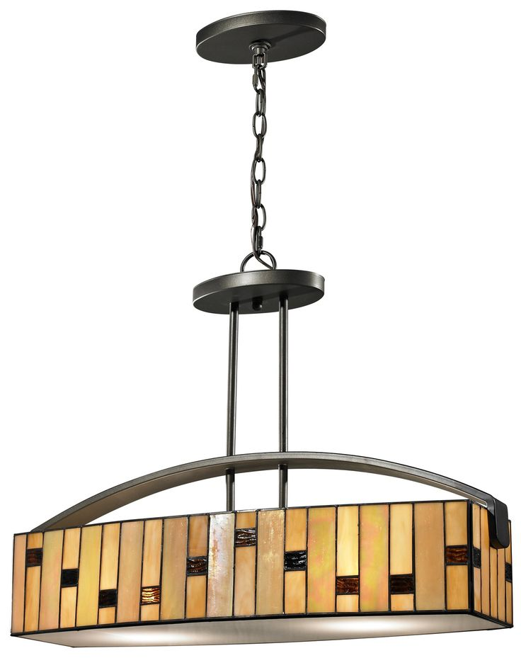 South Shore Decorating: Dale Tiffany TH12407 Mojave Transitional Pendant Light DT-TH12407