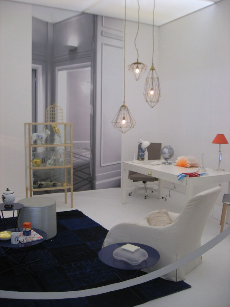 woonbeurs 2014 De werkkamer van Willem Alexander volgens Vt Wonen www.quiltstudiolaren.com