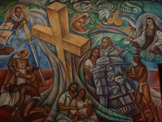 146 best mexico muralismo images on pinterest for Diego rivera san francisco mural