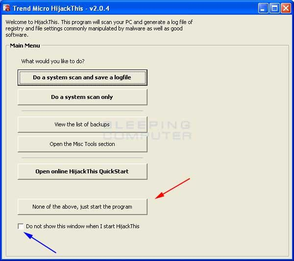 HijackThis Tutorial - How to use HijackThis to remove Browser Hijackers & Spyware