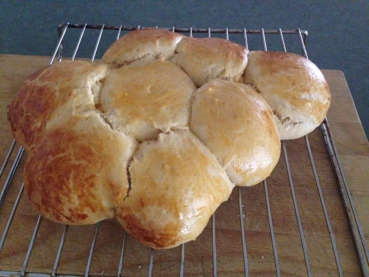 Sugar free Brioche ... Just simply replaced refined sugar with xylitol using the recipe from the everyday cookbook and it taste delicious!