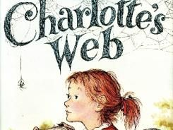 The first book I ever read! Charlotte's Web. USA Today's 100 Greatest Books for Kids List