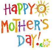 Image result for happy mother's day clip art