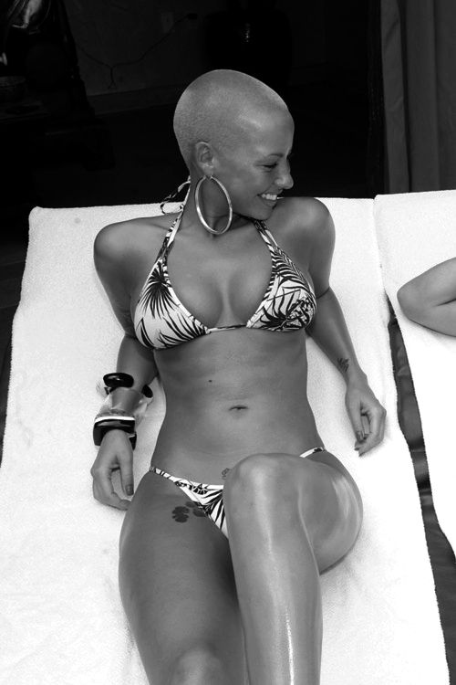 image Amber rose got a fat pussy wiz and kanye leak photos and vid