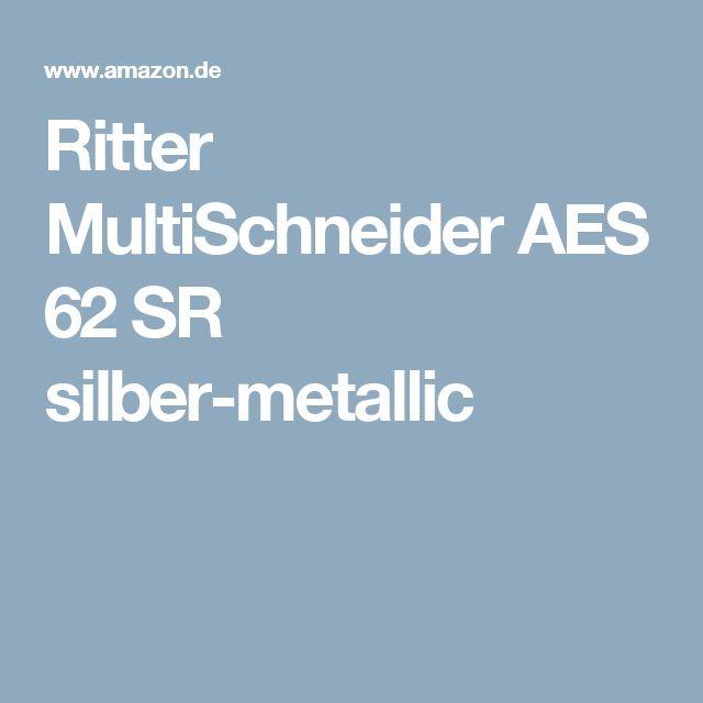 Ideal Ritter MultiSchneider AES SR silber metallic