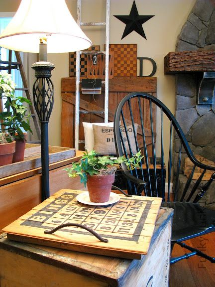25 best ideas about funky junk interiors on pinterest - Interior designer discount pottery barn ...