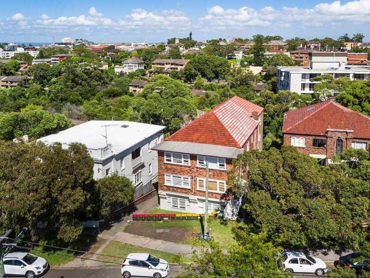 Recently sold block of 14 apartments at 20 Glebe Street, Randwick , NSW