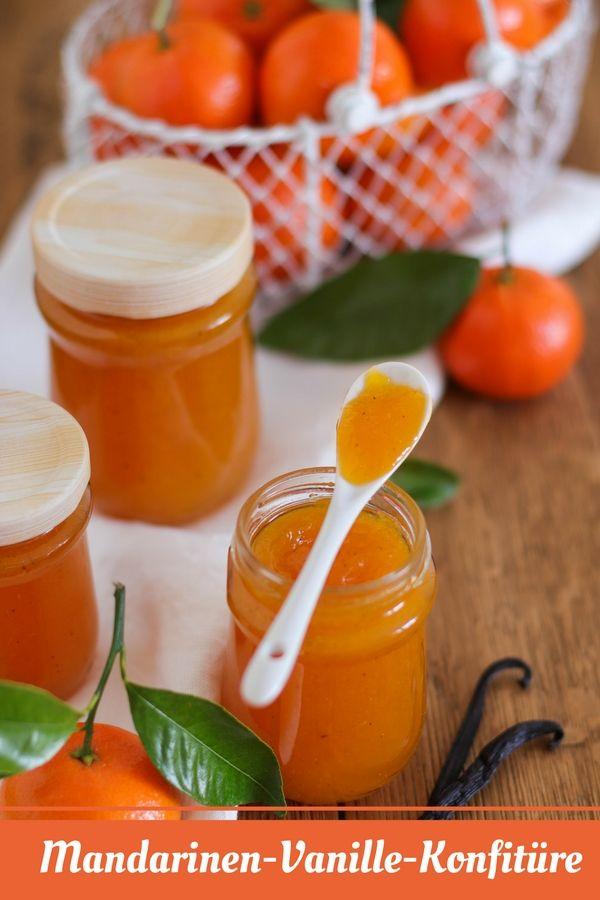 #rezept #Mandarine #Konfitüre #Marmelade #vanilla #Vanille #licor43 #thermomixrezepte #thermomix #vegan #veganrecipes