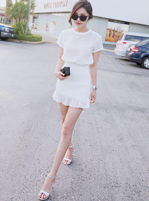 Official Korean Fashion Blog: Korean Summer Fashion