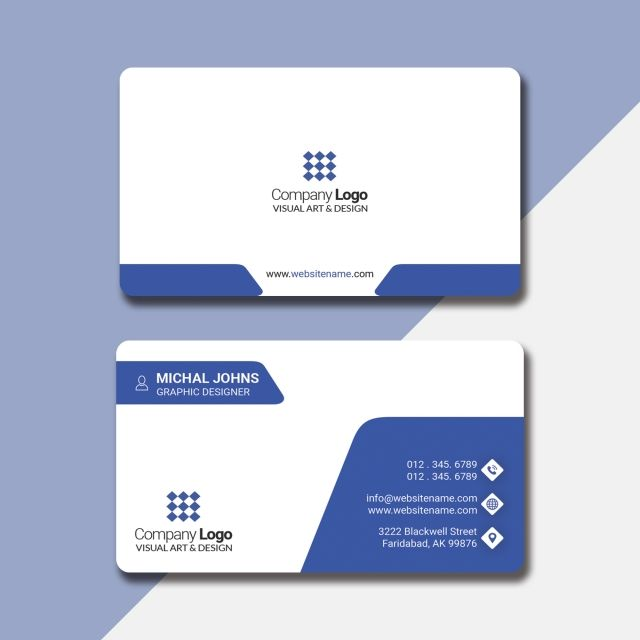 Business Card Name Card Visit Card Visiting Card Card Identity Branding Trendy Colorful Creativ Corporate Business Card Design Business Card Design Card Design