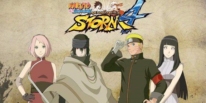 Gamescom 2015 - Naruto Shippuden: Ultimate Ninja Storm 4 - http://techraptor.net/content/gamescom-2015-naruto-shippuden-ultimate-ninja-storm-4 | Gaming, News