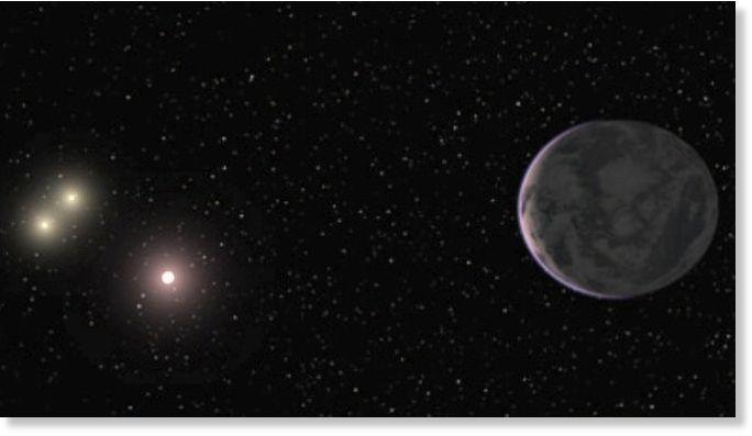 Nuevo Planeta Descubierto 2012 | Nuevo planeta