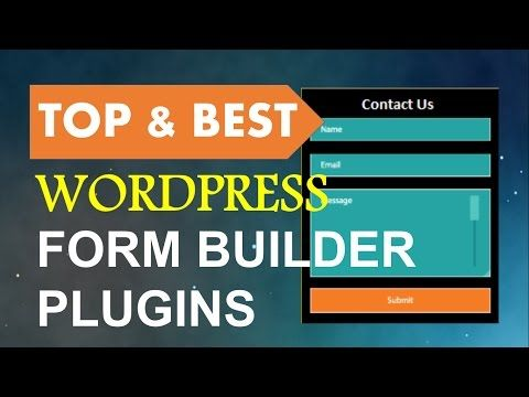 Top and Best Wordpress Form Builder Plugins | Contact Form Plugins - https://www.bestfreewordpressplugins.com/top-and-best-wordpress-form-builder-plugins-contact-form-plugins/