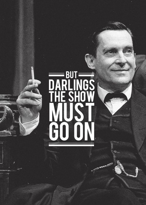 Jeremy Brett was dying, and knew he was dying, in the last handful of episodes he filmed. According to his coworkers, near the end, he sank deeper and deeper into the character; being Sherlock Holmes seemed to be the only thing that gave him comfort.