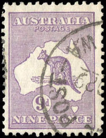 Australia, ##97, F+, Used