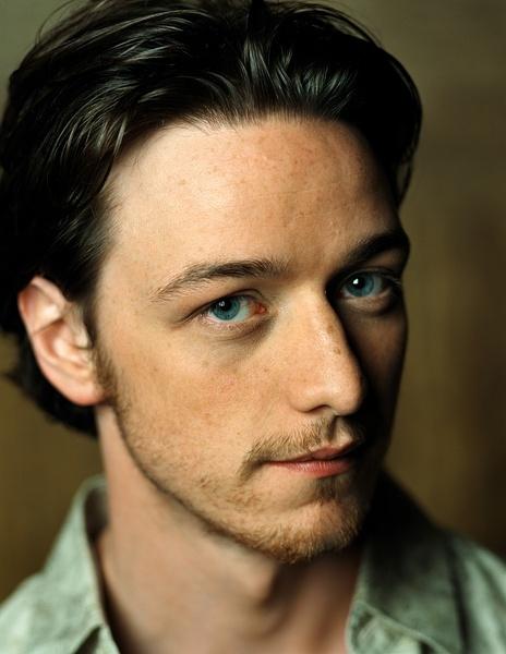 Beautiful man and phenomenal actor. (James McAvoy)