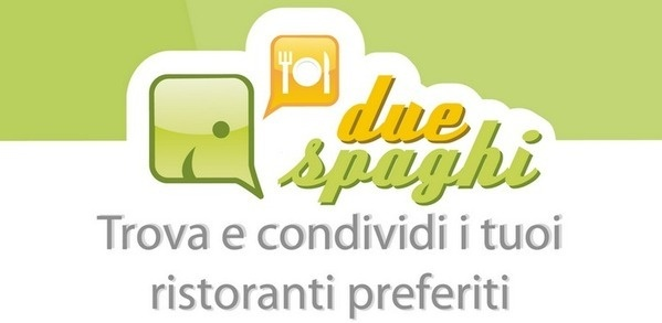 2Spaghi - Applications Android su GooglePlay