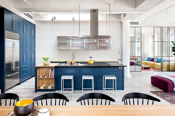 La cocina. | Galería de fotos 4 de 7 | AD MX #arquitectura #architecture #design