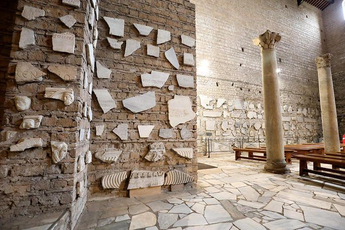 Crypts And Roman Catacombs Small Group Walking Tour Colosseum Rome Tickets Rome Tours Rome Tickets Colosseum Rome