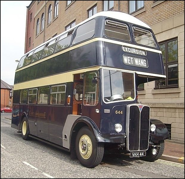 "Alle Größen | "" Arched Shape Roof Bus "" | Flickr - Fotosharing!"
