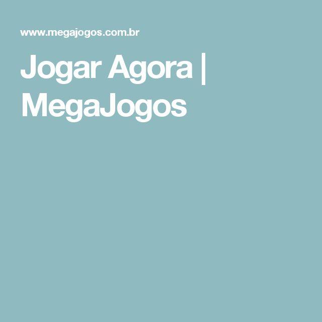 Jogar Agora | MegaJogos