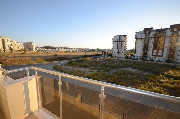 Möblierte Wohnung 1+1 in Avsallar/Alanya