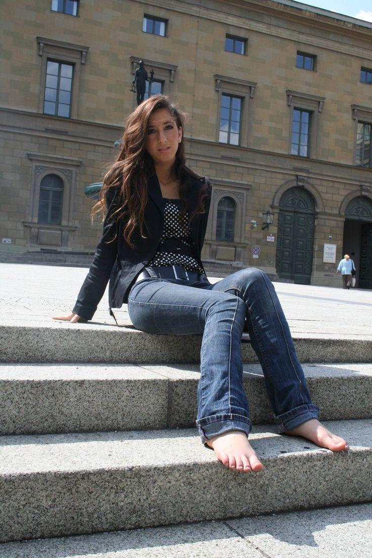 Eva angelina foot fetish
