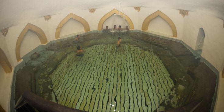 Thermal spa-Lagadas-Thessaloniki