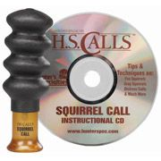 Hunter's Specialties Squirrel Call with Instructional CD - Walmart.com