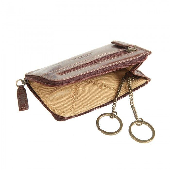Ключница Gianni Conti 709184 brown