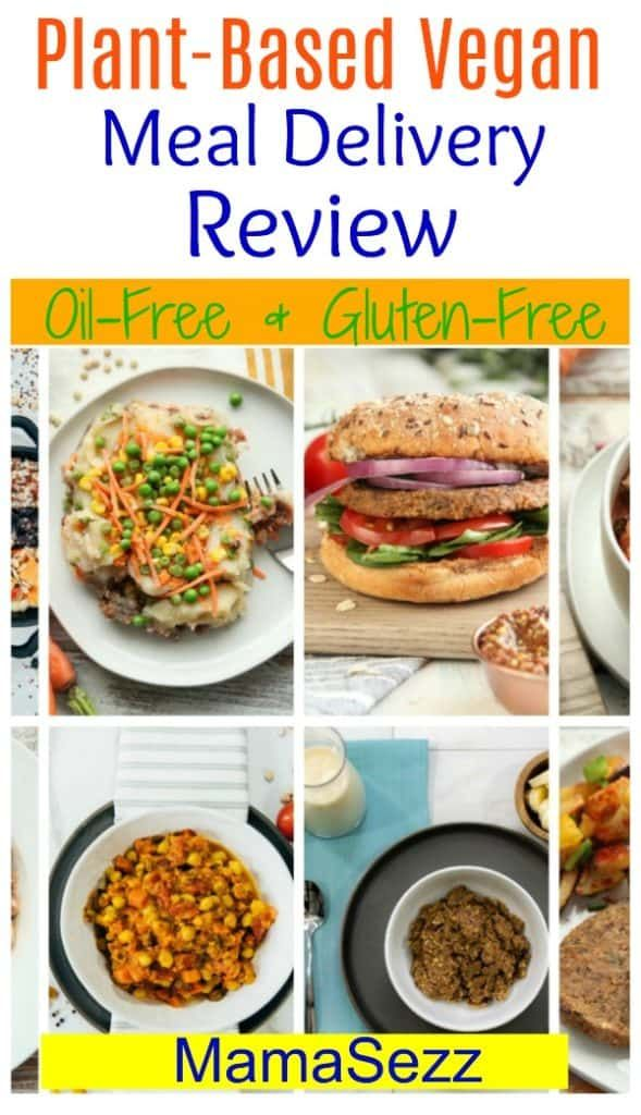 Vegan Meal Delivery Review Mamasezz Vegan Recipes Healthy Vegan Meal Delivery Meals
