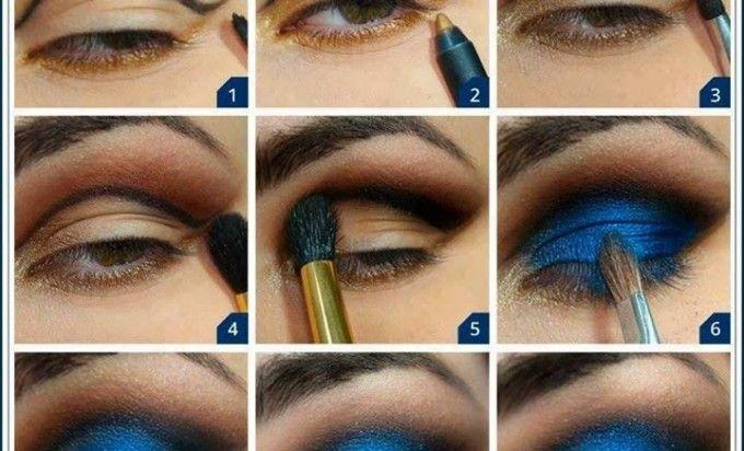 deep-blue-eye-shadow-tutorial