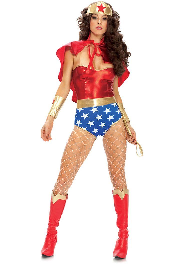 255 Best Superhero Costumes Images On Pinterest -9606