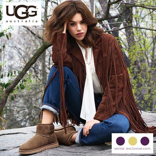 UGGs schoenen korting tot 60% bij Vente-Exclusive UGG Australia voor dames en kids zijn nu ook verkrijgbaar bij Vente-Exclusive met kortingen die kunnen oplopen tot 60%! Denk bijvoorbeeld aa... #UGG #UGGs #schoenen