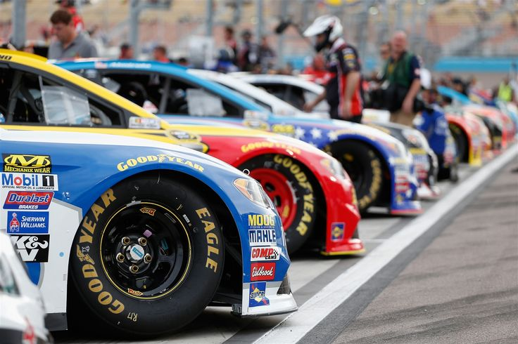 arizona nascar drivers